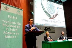 Las reformas permitirán asegurar que la población mexicana tenga garantizado el acceso a todas las vacunas.