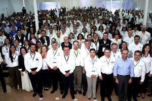 Al inaugurar la Reunión Nacional de la Dirección de Prestaciones Económicas y Sociales (DPES), en compañía del gobernador de Puebla, José Antonio Gali Fayad, afirmó que estas acciones son posibles ya que el Instituto opera con números negros.