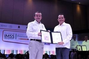 Invierte IMSS casi 300 millones de pesos en unidades médicas y ampliación de Hospitales en Quintana Roo, por crecimiento del empleo