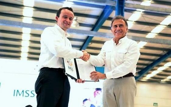 Veracruz es el estado número 17 en sumarse al Programa de Autorización de Validez Oficial para impartir Educación Preescolar en las Guarderías del IMSS.