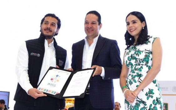 Querétaro es la entidad número 18 en sumarse al programa de preescolar en las guarderías del IMSS.