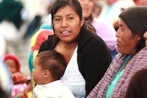 Los beneficiarios de estas jornadas médicas de cuatro especialidades provienen de diversos municipios del Estado de México, Ciudad de México, Michoacán y San Luis Potosí.