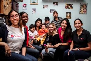 Miss USA y Miss Teen USA visitaron a un paciente, tuvieron una cena en Torre Mayor con Lupita Jones y acudieron al Instituto Nacional de Pediatría a un recorrido, así como a la cirugía del paciente que visitaron un día antes.