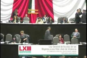 Diputados aprueban reforma a Ley General de Acceso de las Mujeres a una Vida Libre de Violencia para establecer como tipo de violencia hacia las mujeres la discriminación salarial