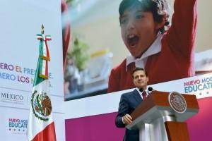 Presentan Nuevo Modelo Educativo para la educación obligatoria de México