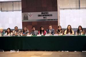 México, atrasado en equidad de género; requiere cumplir tratados internacionales para alcanzarla: Triana Tena