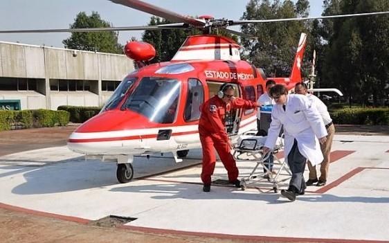 Los órganos proceden del Hospital General del IMSS de Morelia, Michoacán, y fueron trasladados a la Ciudad de México y a Guadalajara