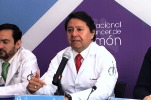 Dr. Abelardo Meneses. Director General del Instituto Nacional de Cancerología