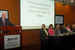 De acuerdo con experiencias internacionales el aumento a los costos disuade a los consumidores,Manuel Mondragón y Kalb,Comisionado Nacional contra las Adicciones (Conadic).