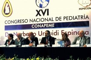 Salud infantil es uno de los indicadores que mejor reflejan el desarrollo de una sociedad. Secretario de Salud, José Narro Robles