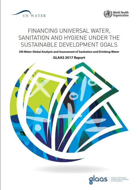 El informe GLAAS de 2017 presenta un análisis de los datos más fiables y actuales de 75 países y 25 organismos de asistencia externos sobre temas relacionados con la financiación del acceso universal al agua y al saneamiento en el contexto de los ODS. El agua de bebida salubre y el saneamiento son fundamentales para el bienestar humanos, pues contribuyen a la salud y la subsistencia, además de ayudar a crear entornos saludables. El agua de bebida insalubre afecta a la salud humana causando enfermedades como la diarrea, y las aguas residuales no tratadas pueden contaminar el suministro de agua de bebida y el medio ambiente, generando una pesada carga para las comunidades.