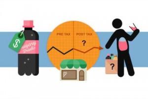 Gracias al impuesto sobre bebidas azucaradas, menor consumo de bebidas azucaradas y más agua en Berkeley, California