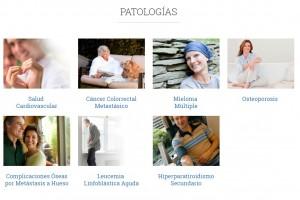 """""""Amgen Te Cuida"""" cuenta con siete programas de apoyo al paciente, cada uno de ellos asociado a un padecimiento específico."""
