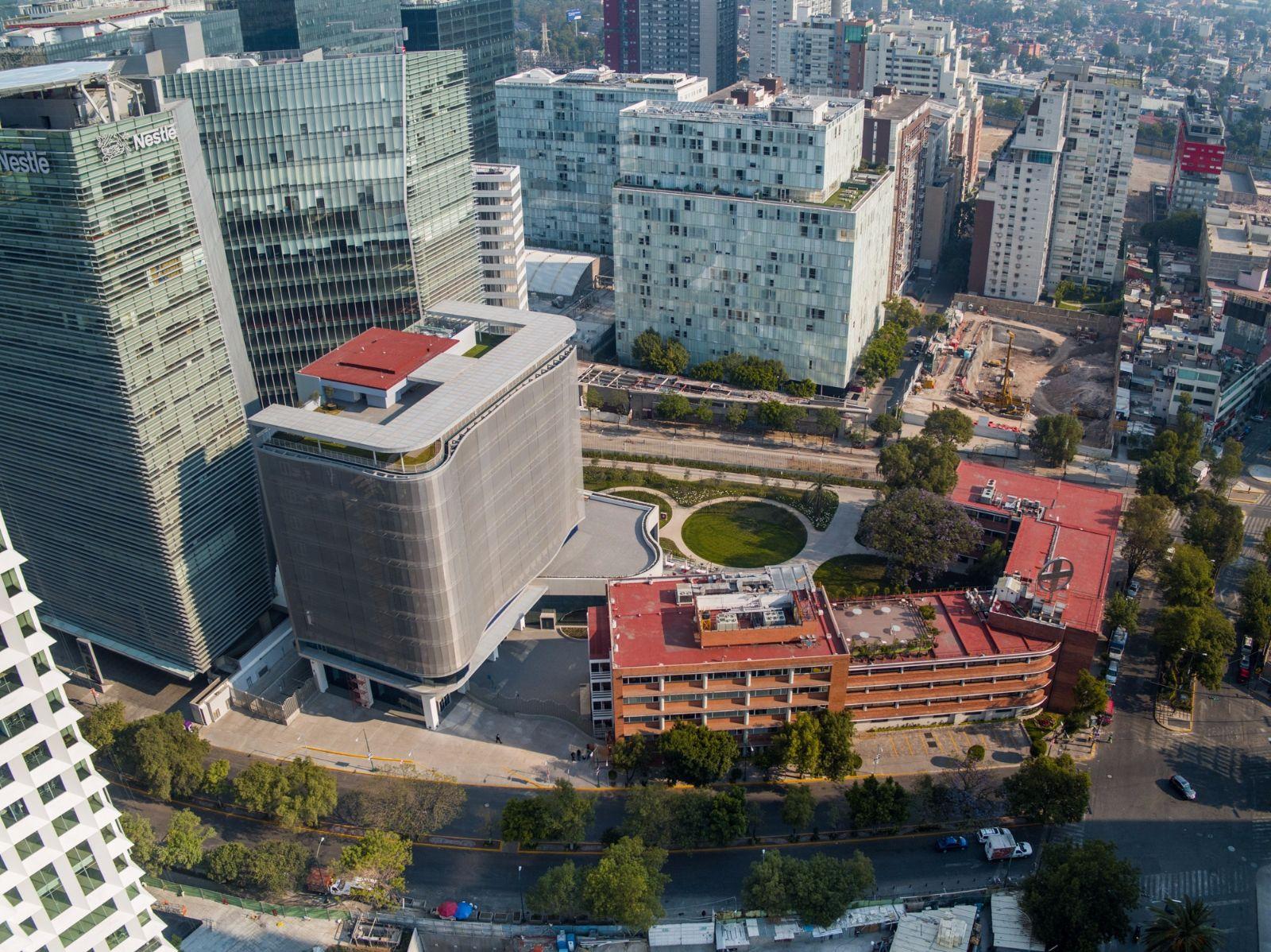Nuevo edificio de Bayer en México