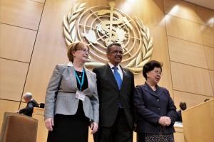 Dr. Tedros Adhanom Ghebreyesus nuevo Director General de la OMS
