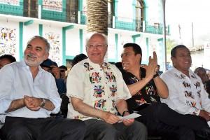 """""""Lo que se logre por la niñez es la mejor inversión como sociedad y como nación"""", Secretario de Salud, José Narro Robles."""