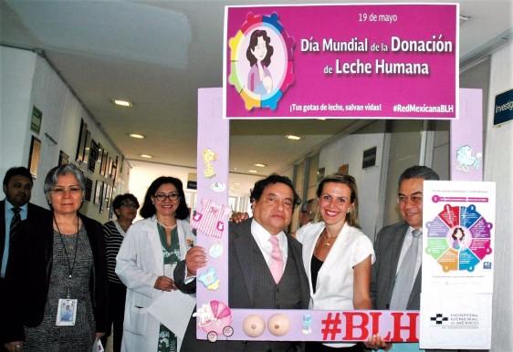 En el Día Mundial de la Donación de Leche Humana, la Presidenta Nacional del Voluntariado de Salud, Carmen Narro Lobo, aseguró que es necesario fomentar la lactancia materna, ya que cada gota del líquido puede contribuir a salvar una vida.