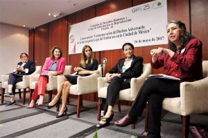 """Conversatorio """"Conmemoración del décimo aniversario de la interrupción legal del embarazo en la Ciudad de México"""""""