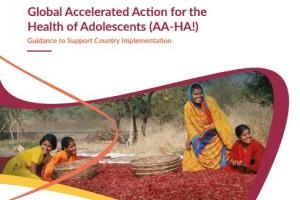 """Este documento fue realizado en colaboración con el ONUSIDA, la UNESCO, el UNFPA, el UNICEF, ONU-Mujeres, el Banco Mundial, la iniciativa """"Todas las mujeres, todos los niños"""" y la Alianza para la Salud de la Madre, el Recién Nacido, el Niño y el Adolescente."""
