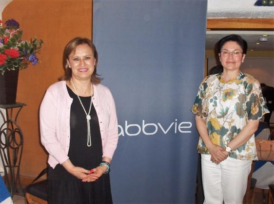 Linda García, Lorena Estrada