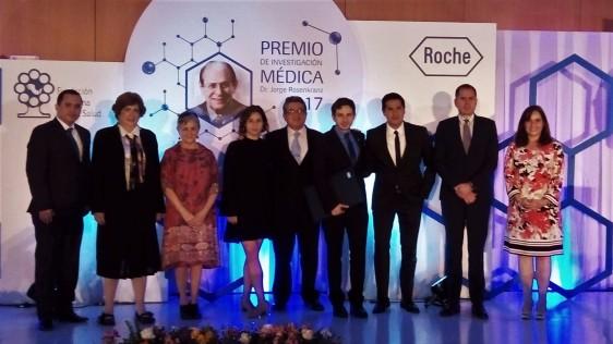 El Premio de investigación Médico Dr. Jorge Rosenkranz ha reconocido o más de 120 investigadores mexicanos de tallo internacional.