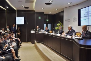 Participaron los subsecretarios Pablo Kuri y José Meljem