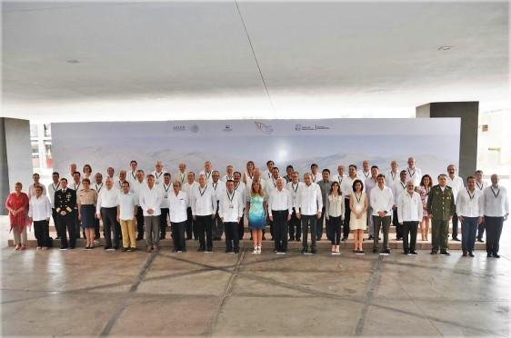 El Secretario de Salud, José Narro Robles, anunció que este nosocomio tendrá una inversión de mil millones de pesos
