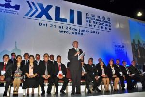 José Narro Robles dijo que se debe fortalecer la salud, la educación y el empleo