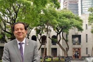 Alejandro Mohar Betancourt, coordinador del Programa Integral de Prevención y Control de Cáncer de México agradeció el trabajo de diputados, senadores y la cooperación entre el Sector Salud por su contribución a la creación del Registro Nacional de Cáncer.