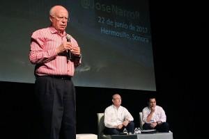 José Narro Robles dijo que deben actuar con responsabilidad frente a sus propios actos y a lo que sucede en el país.