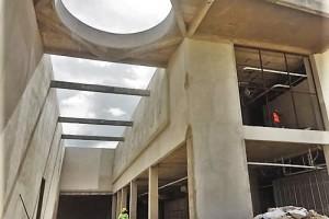 El hospital tendrá una inversión de poco más de 659 millones de pesos.