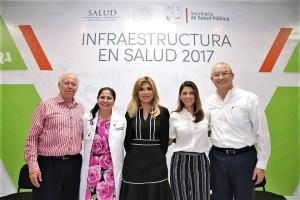 Presentan programa de Infraestructura en salud, proyectando más inversiones al sector en beneficio de los sonorenses.