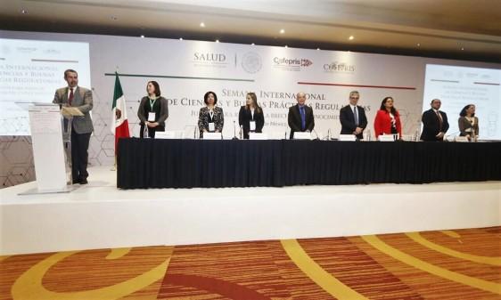 Mejora la presencia de México en el sector regulador a nivel global.