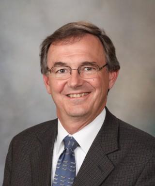 Dr. John Morris III, experto en Endocrinología de Mayo Clinic