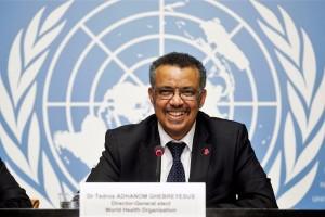 Dr. Tedros Adhanom Ghebreyesus asume el cargo de Director General de la Organización Mundial de la Salud (OMS)