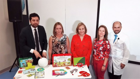 Arranca la Semana del Desarrollo Infantil en el HIMFG, a realizarse del 17 al 21 de julio de 2017 con ponentes nacionales y extranjeros