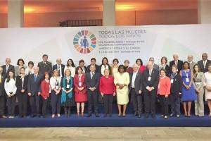 En la reunión –que concluye el martes 4 de julio- se presentará el Compromiso para la Acción para poner en marcha la Estrategia Mundial para la salud de la Mujer, el Niño y el Adolescente.