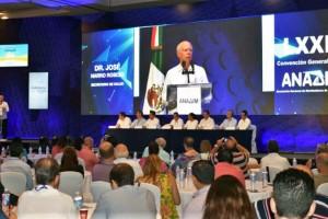 A esta reunión asistieron Gabriel Zavala Barrera, Presidente de la ANADIM; Guillermo Funes Rodríguez, Presidente de la Cámara Nacional de la Industria Farmacéutica (CANIFARMA); Dagoberto Cortés Cervantes, Presidente de la Asociación Nacional de Fabricantes de Medicamentos (ANAFAM); Alejandra Aguirre Crespo, Secretaria de Salud de Quintana Roo, y Jorge Antonio Romero Delgado, Comisionado de Fomento Sanitario de la COFEPRIS, entre otros.