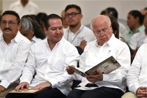 En Mérida, Yucatán, el Secretario de Salud, José Narro Robles, atestiguó el arranque de la campaña
