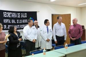 El Secretario de Salud federal dio a conocer los resultados de la investigación realizada respecto al fallecimiento de 8 neonatos