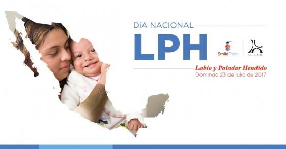 De más de 6,000 nacimientos diarios en México, al menos 9 recién nacidos sufren de Labio y Paladar Hendido (LPH).