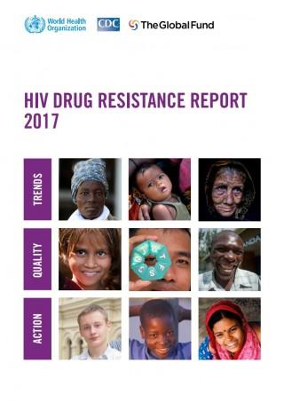 Informe OMS sobre la farmacorresistencia del VIH 2017