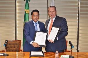La relación entre Novartis y el Instituto de Seguridad Social del Estado de México y Municipios se mantendrá dos años más.