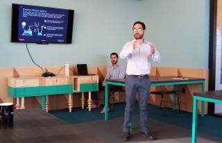 Daniel Ortíz, City Manager de México de FitPal