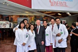 El Secretario de Salud clausuró el Congreso Importancia de la lactancia y nutrición temprana en salud y vida futura