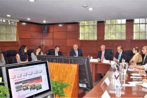 EI Secretario de Salud, José Narro Robles, tomó protesta al jurado calificador