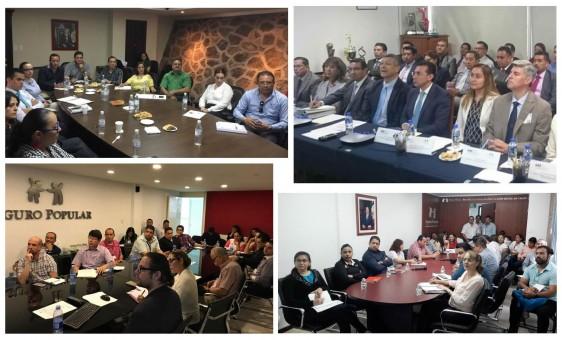 Quinta Videoconferencia acerca del ejercicio y fiscalización de los recursos del Seguro Popular