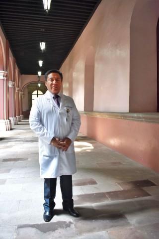 Doctor Santiago Vértiz Flores