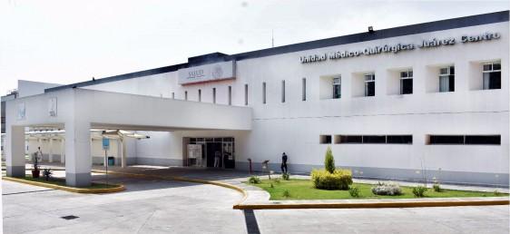 Unidad Médico Quirúrgica Juárez Centro se consolida como la institución más importante del país en este campo