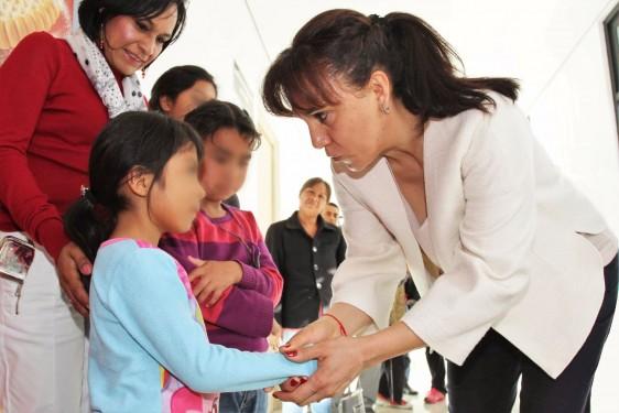 Las intervenciones quirúrgicas se realizaron en el recién inaugurado Hospital General de San Pablo del Monte, Tlaxcala
